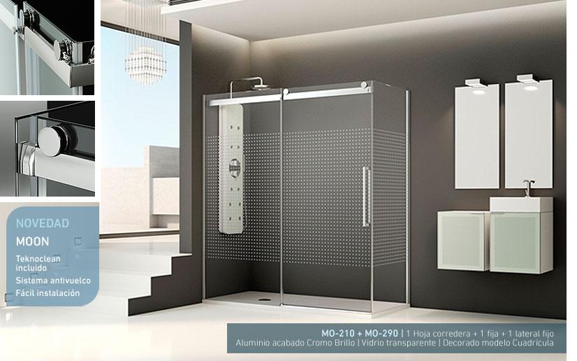 Mamparas de ba o en talavera instalaci n de mamparas de - Modelos de mamparas de ducha ...
