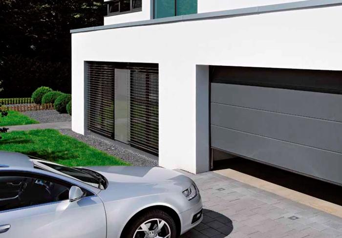 Puertas automaticas en madrid puertas de entrada en for Puertas garaje automaticas